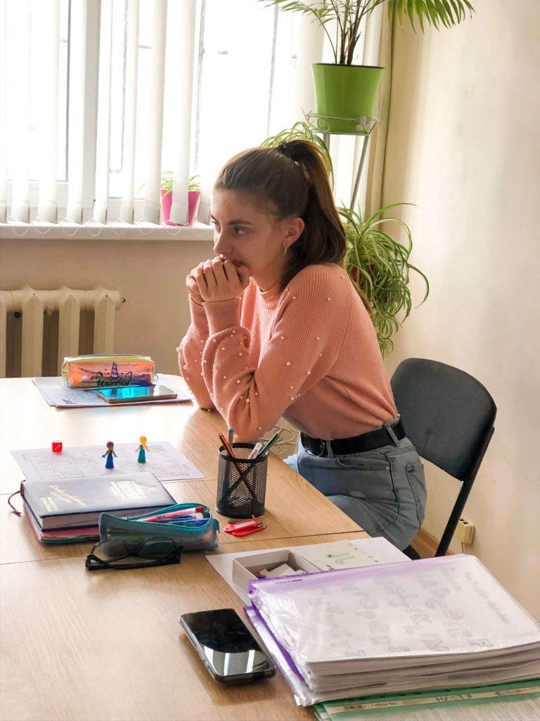 курсы английского преподаватель Анастасия